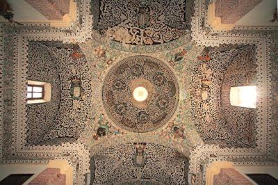 Techo del Convento de la Purisima y San Blas