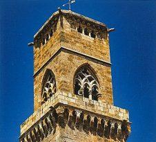 Torre de la Iglesia San Pedro Apóstol